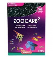 Zoocarb2 Carbon activado 600ml