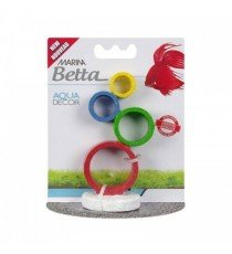 Adorno para bettera Aqua Decor Circus Rings