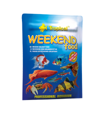 Tropical Weekend food Sobre-20 GR-24 tabletas