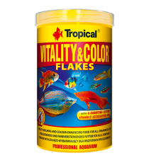 Tropical Vitality and Color Flakes 100ml