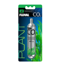 Cartucho Repuesto Fluval CO2 Kit 45 gr