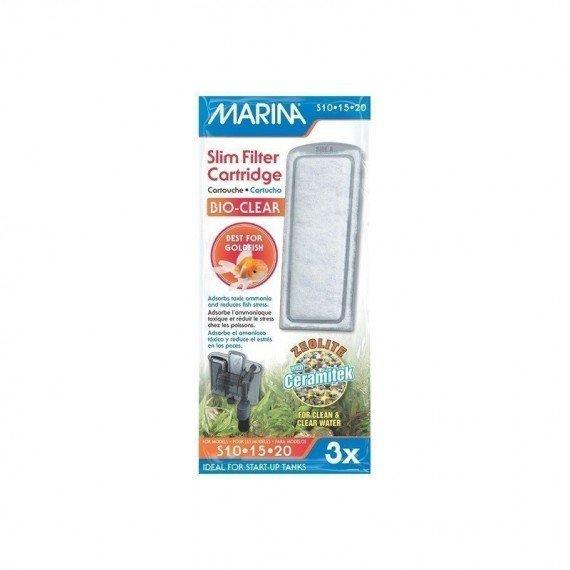 Cartucho Marina Slim Bio Clear