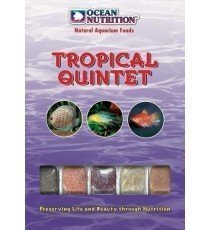 Tropical Quintet 100 g Ocean Nutrition Congelado