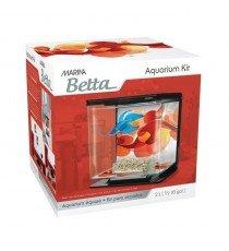 Kit Betta 2 Litros marina - Diseño Sun Swirl