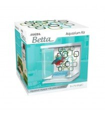 Kit Betta 2 Litros marina - Diseño Geo Bubles