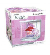Kit Betta 2 Litros marina - Diseño Flower