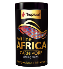 Tropical Africa Carnivore M Soft Line 100ml