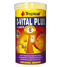 Tropical D-Vital plus Flakes 100ml