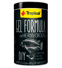 Tropical Gel Formula Herbivorous 35 gr