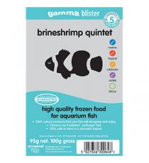 Gamma Artemia Con Ajo Congelada 100 gramos