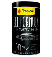 Tropical Gel Formula Carnivorous 300 gr