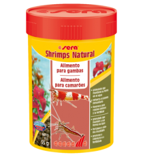 Shrimps Natural