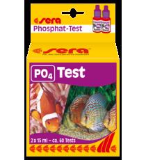 Test de fosfato (PO4)
