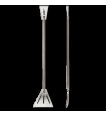 Paleta Pro Scape SP Straight - Espátula doble para diseñar el acuario